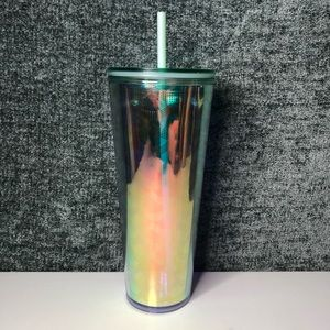 Starbucks Other - Starbucks Iridescent Mermaid Scale Tumbler